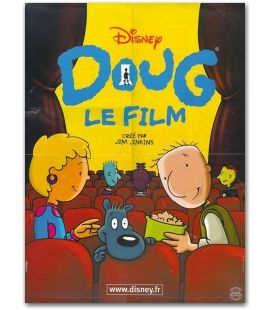 "Doug's 1st Movie - 16"" x 21"""