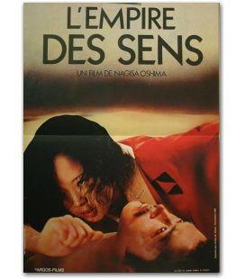 """L'Empire des sens - 16"""" x 21"""" - Affiche originale française"""