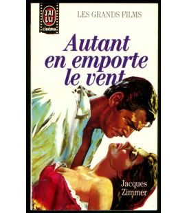 Gone With the Wind - Les Grands Films - Vintage book J'ai Lu Cinéma