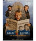 """Home Alone 2: Lost in New York - 23"""" x 32"""" - French Poster"""