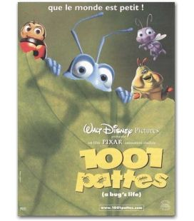 "A Bug's Life - 16"" x 21"" - Original French Poster"