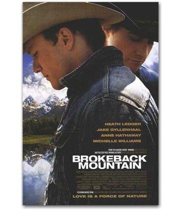 """Souvenirs de Brokeback Mountain - 27"""" x 40"""""""