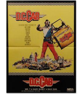 """D.C. Cab - 18"""" x 24"""""""