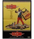 "D.C. Cab - 18"" x 24"" - Vintage Canadian Video Poster"