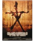 """Book of Shadows: Blair Witch 2 - 16"""" x 21"""" - Original French Movie Poster"""