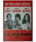 """Les Baroudeurs - 16"""" x 21"""""""