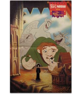 """The Hunchback of Notre Dame - 16"""" x 23"""""""