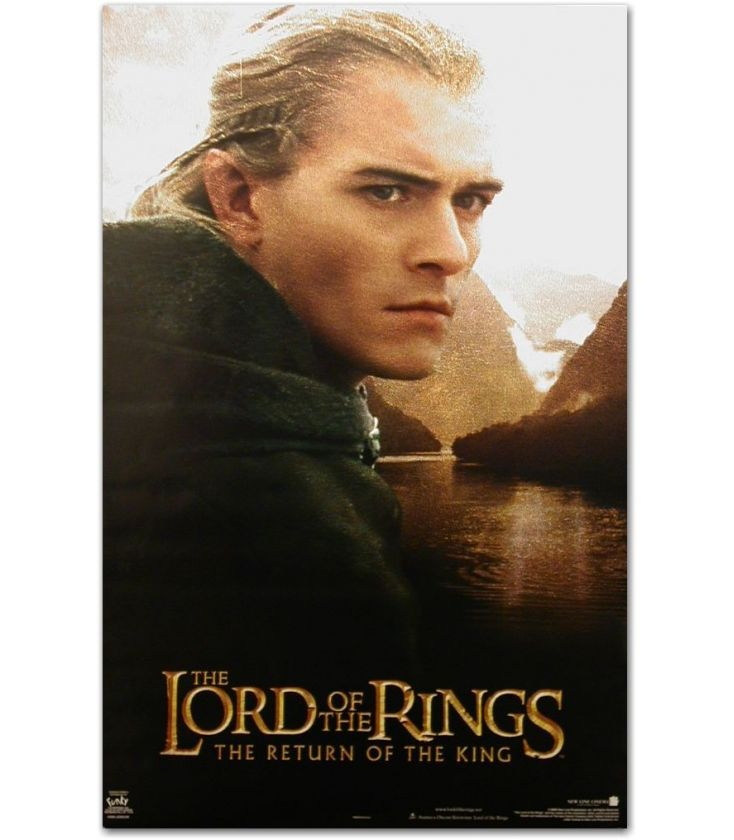 THE LORD OF THE RINGS POSTER The Return of King 24x36-3