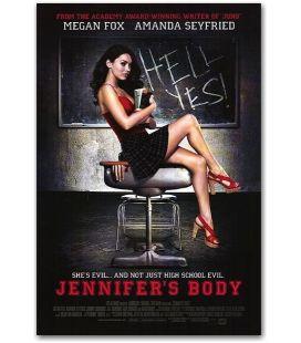 """Le Corps de Jennifer - 27"""" x 40"""" - Affiche américaine"""