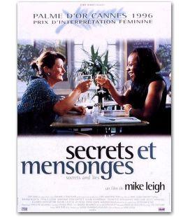 """Secrets et mensonges - 23"""" x 32"""""""