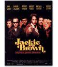 "Jackie Brown - 16"" x 21"" - Original French Movie Poster"
