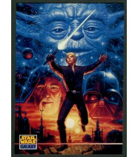 Star Wars Galaxy 3 - Chase Card - Promo P6
