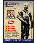 Star Wars Galaxy 2 - Chase Card - Promo P2