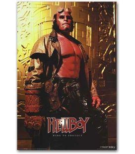 """Hellboy - 24"""" x 36"""""""