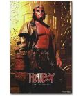 "Hellboy - 24"" x 36"" - Print with Ron Perlman"
