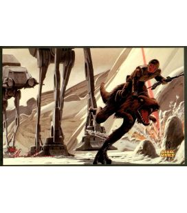 Star Wars Mastervisions - Carte spéciale - Promo P2