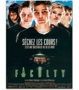 "The Faculty - 16"" x 21"" - Affiche originale française"
