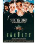 "The Faculty - 16"" x 21"" - Original French Movie Poster"