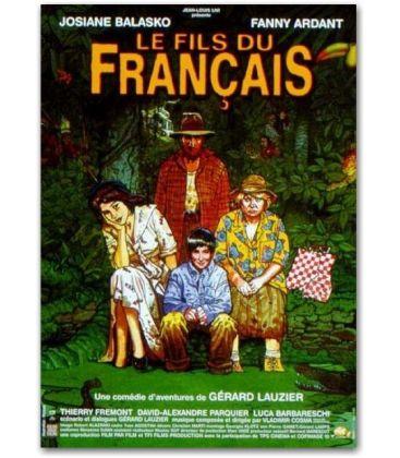 """Le Fils du français - 16"""" x 21"""""""