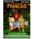 "Le Fils du français - 16"" x 21"" - Small Original French Movie Poster"