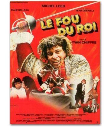 """Le Fou du roi - 16"""" x 21"""""""
