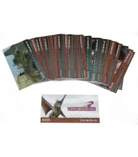 DragonHeart - Trading Cards - Set