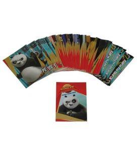 Kung Fu Panda - Trading Cards - Set