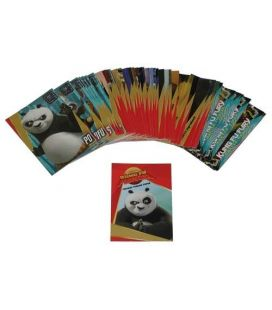 Kung Fu Panda - Carte de collection - Série