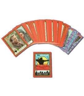 Robin des bois : Prince des voleurs - Carte de collection - Série