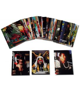 Judge Dredd - Trading Cards - Set