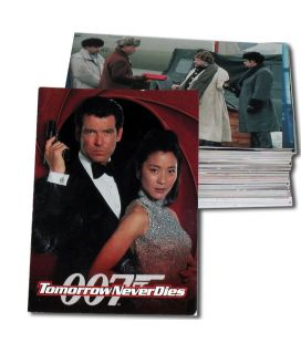 Tomorrow Never Dies - Trading Cards - Set