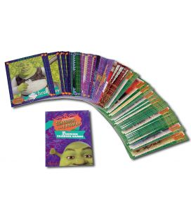 Shrek the Third - Trading Cards - Set