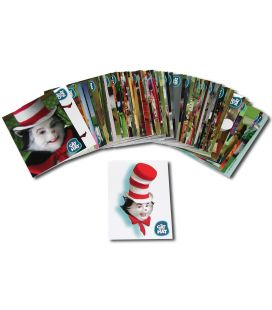 The Cat in the Hat - Trading Cards - Set