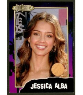 Jessica Alba - Carte de collection - Costume