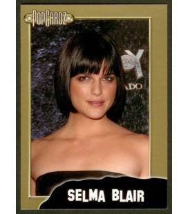 Selma Blair - PopCardz - Carte spéciale