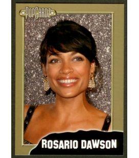 Rosario Dawson - PopCardz - Chase Card