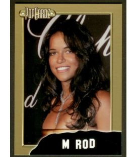 Michelle Rodriguez - PopCardz - Carte spéciale