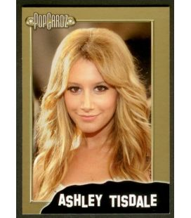 Ashley Tisdale - PopCardz - Chase Card