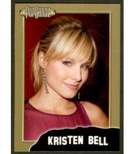 Kristen Bell - PopCardz - Carte spéciale