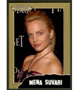 Mena Suvari - PopCardz - Carte spéciale