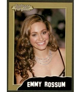 Emmy Rossum - PopCardz - Carte spéciale
