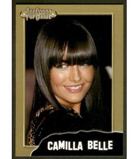 Camilla Belle - PopCardz - Carte spéciale