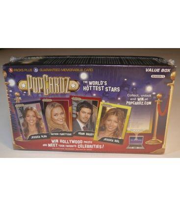PopCardz - Trading Cards - Pack