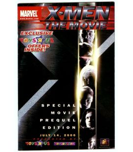 X-Men - Special Movie Prequel - Comic
