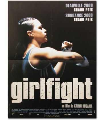 "Girlfight - 16"" x 21"""