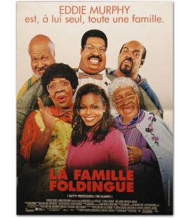 "The Nutty Professor II: The Klumps - 16"" x 21"" - Small Original French Movie Poster"