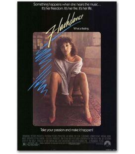 """Flashdance - 27"""" x 40"""""""