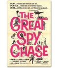 """The Great Spy Chase - 27"""" x 40"""" - US Poster"""