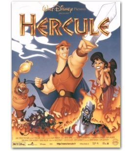 """Hercule - 16"""" x 21"""" - Petite affiche originale française"""