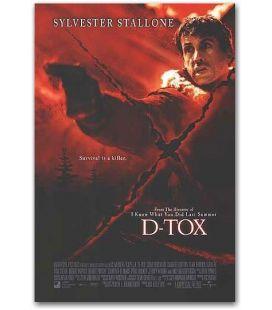"D-Tox - 27"" x 40"""